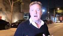 Piers Morgan Says Kanye West Should Just Stick to Gun Control Issues