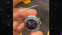 Josh Hart Clowns Lakers Teammate For Michigan Runner-Up Ring, 'Weak-ass Ring!'