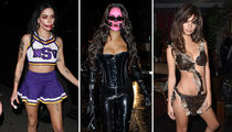 Halsey, Rihanna, Emily Ratajkowski Close Out Halloween in Spooky, Sexy Style