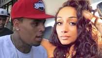 Chris Brown & Nia Guzman on Verge of Hammering Out New Child Support Deal