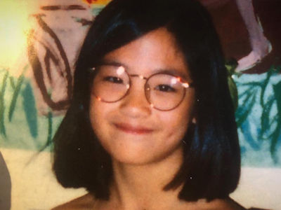 Guess Who This Glasses Gal Turned Into!