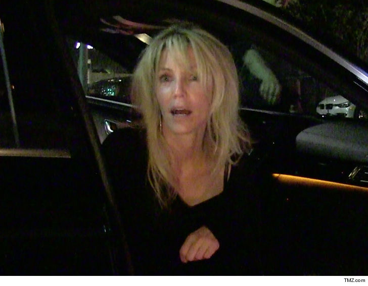 Are Heather locklear see thru something