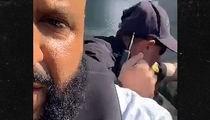 DJ Khaled Helps Rescue Friend Who Fell Off Jet Ski in Miami