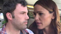 Ben Affleck and Jennifer Garner Have Submitted Divorce Docs Without Using a Lawyer