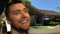 Lance Bass is Still Involved in HGTV's 'Brady Bunch' House Remodel Show