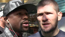 Khabib's Manager Shoots Down MMA Fight With Mayweather, 'It'd Be Manslaughter!'