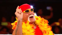 Hulk Hogan Returns to WWE Ring at Crown Jewel event in Saudi Arabia