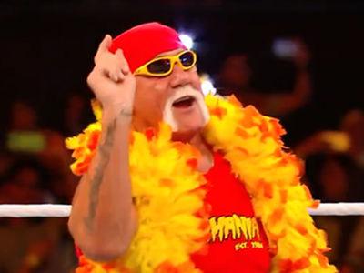 Hulk Hogan Returns to WWE Ring at Crown Jewel event in Saudi Arabia