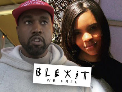 Kanye's Relationship with Candace Owens is Still Good, So Are 'Blexit' Sales