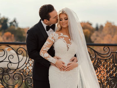 Mike 'The Situation' Sorrentino Gets Married at Fancy New Jersey Wedding