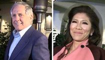 Les Moonves Insists He's Not Looking for a New Job, Julie Chen Silent on Her Future