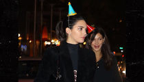Kendall Jenner Rocks Out with Friends Celebrating Her 23rd Birthday