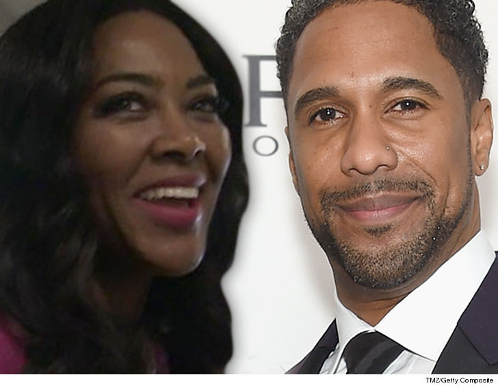 Kenya Moore Gives Birth To A Baby Girl!