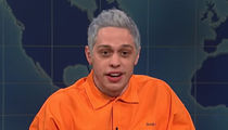 Pete Davidson Calls Ariana Grande 'A Wonderful Person' On 'SNL'