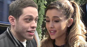 Pete Davidson Made Last Minute Call to Mention Ariana Grande on 'SNL'