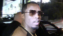 Diddy's House Party Shut Down By Cops