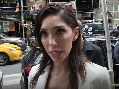 Farrah Abraham Replaced in Celebrity Boxing by 'Mob Wives' Star
