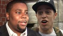 Pete Davidson, Not 'SNL,' Taking Heat for Wounded Vet Joke