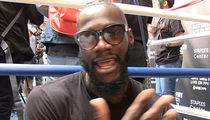 Deontay Wilder Says Floyd Mayweather Could Ruin Legacy With Kickboxing Fight