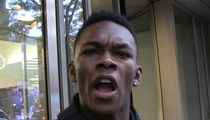 Israel Adesanya Says Mayweather Fight Should Be MMA, Don't Be a Bitch!