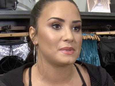 Demi Lovato Splitting Time Between a Halfway House and L.A. Home