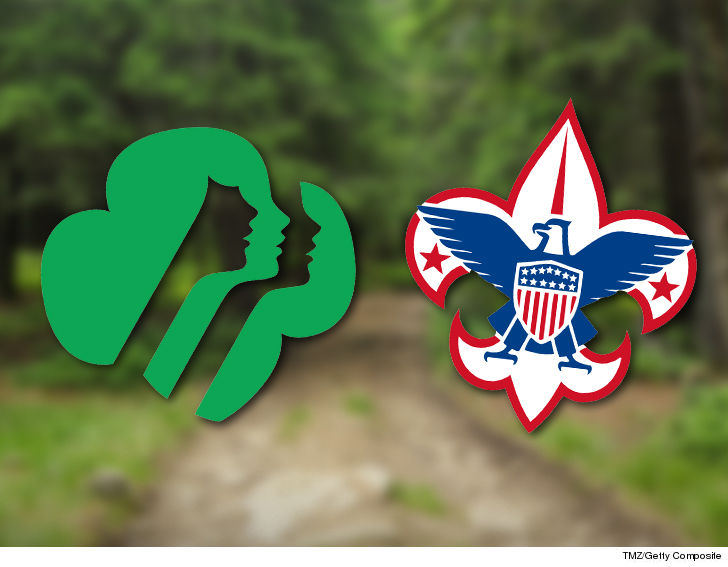 Girl Scouts sue Boy Scouts over name change to attract girls