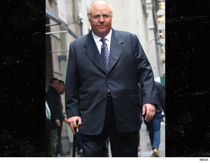 Russell Crowe Whatever Ailes Ya ... Becomes Ex-FNC Honcho
