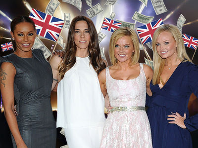 Spice Girls Set to Make Over $3 Million Per Member for UK Tour