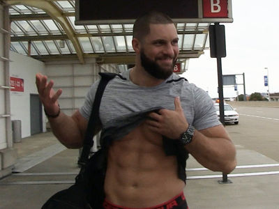 'Creed 2' Star Florian Munteanu Flaunts 8-Pack Abs, Dishes On Movie Plot