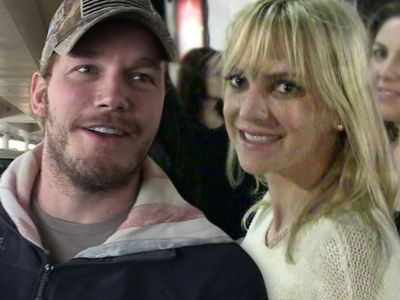 Chris Pratt & Anna Faris Divorce Deal Includes 5-Mile Rule for Living Arrangements