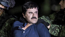 El Chapo Asks Judge for Permission to Hug His Wife During Trial