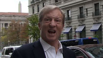 Billionaire Tom Steyer Happy with Election After Spending $120 Million on Democrats