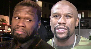 50 Cent Clowns Floyd Mayweather Over Japan Fight Debacle