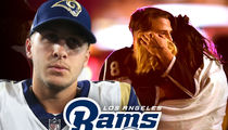 Jared Goff and Rams Teammates 'Heartbroken' After Thousand Oaks Shooting