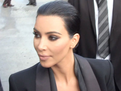 Kim Kardashian Visits Prisoners and Staff at San Quentin State Prison
