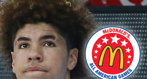 LaMelo Ball Ineligible for McDonald's All-American Game, Officials Say