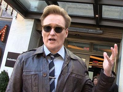 Conan O'Brien Blasts White House for Comedic Treatment of Jim Acosta