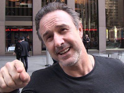 David Arquette, 'I Love WWE But It's Not the Goal' of Wrestling Comeback