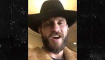 UFC's Donald Cerrone Rocks 'Red Dead Redemption 2' Outfit for Fight Week