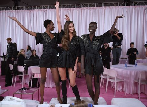 Grace Bol,Herieth Paul, Taylor Hill