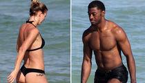 Robert Griffin III's Bye Week? Hot Wife In Tiny Bikini