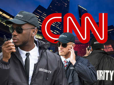 CNN Personalities Targeted by Trump Get Armed Security