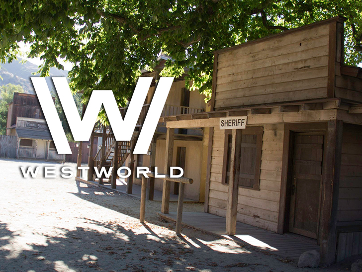 HBO's 'Westworld' Set Burns Down in California Fire