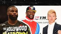 Tyron Woodley On Floyd Mayweather, Weed and Conor McGregor