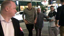 Kristaps Porzingis Strollin' in NYC, Shows Off Repaired Knee