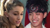 Ariana Grande's iTunes 'Rival' Kris Wu Pokes Fun at Bots Controversy