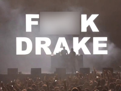 Pusha T Denies Approving 'F**k Drake' Graphic During Camp Flog Gnaw Show