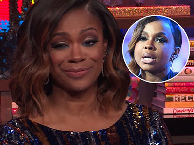 Kandi Burruss RIPS INTO Phaedra Parks & Plays KINKY Version of 'Never Have I Ever'