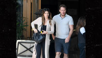 Chris Pratt and Katherine Double Date with Her Dad, Arnold Schwarzenegger