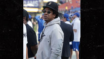 Jay-Z Hits Rams Game In L.A., Cool With NFL?